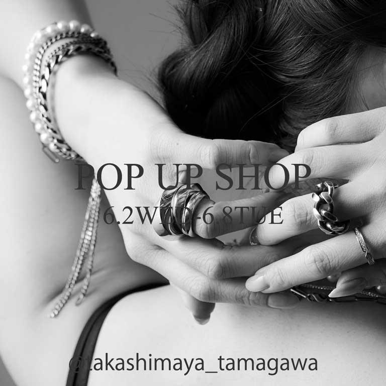 POPUP SHOP at TAMAGAWA TAKASHIMAYA